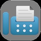 日本と世界にファックスを送る Mobifax Fax App icon