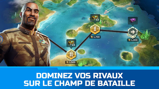 Command & Conquer: Rivals™ PVP  captures d'écran 2