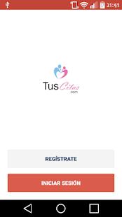 TusCitas - náhled