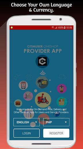 CITIMUBER PROVIDER 1.3 screenshots 1