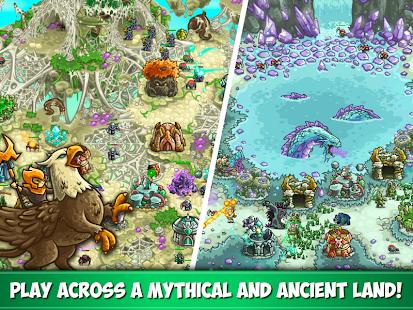Kingdom Rush Origins - Tower Defense Game Screenshot