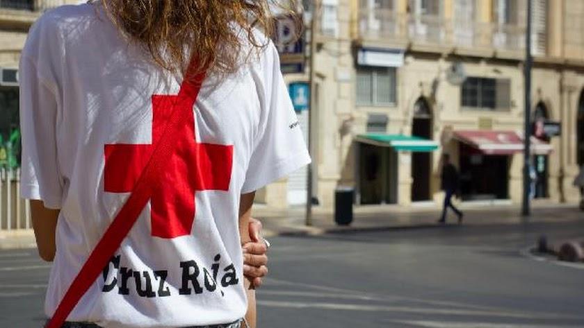 Cruz Roja asegura que el detenido ya no es trabajador suyo.