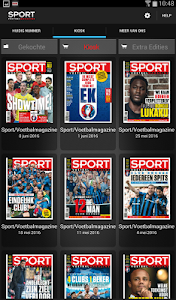 Sport/Voetbalmagazine HD screenshot 8