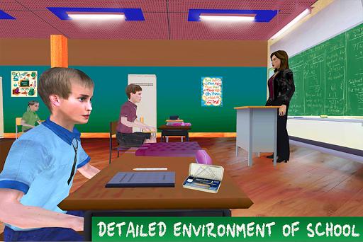 High School Education Adventure  screenshots 4