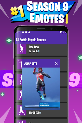 Viewer Dance: All Battle Royale Dances and Emotes 27 screenshots 2