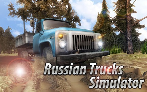 Russian Trucks Offroad 3D - náhled