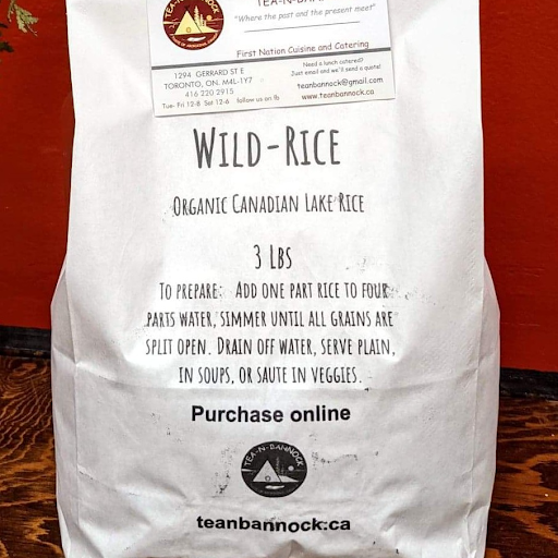 Wild-Rice bulk