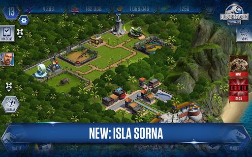 Jurassic World™: The Game 1.39.5 screenshots 2