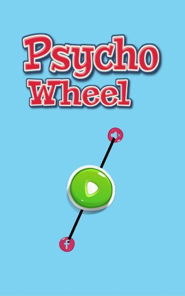Psycho Wheel- screenshot