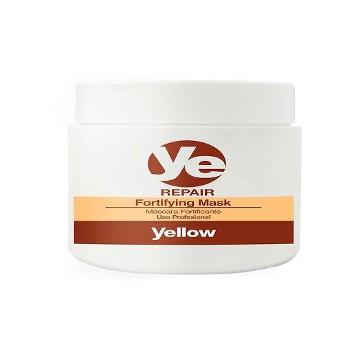 baño de crema yellow repair fortiying mask 222ml