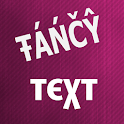 Fancy Text  For Chats icon