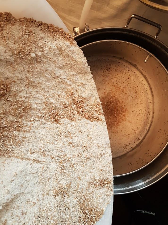 Tilsetting av malt