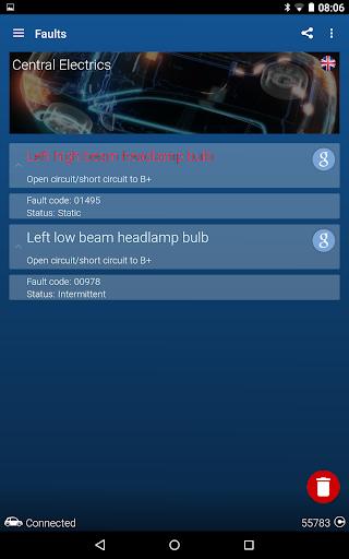OBDeleven PRO car diagnostics app VAG OBD2 Scanner  screenshots 20