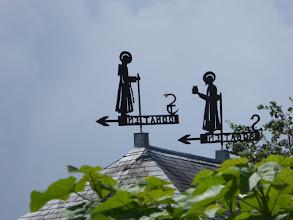 Photo: girouettes St Donatien, St Rogatien   (Tancrou)