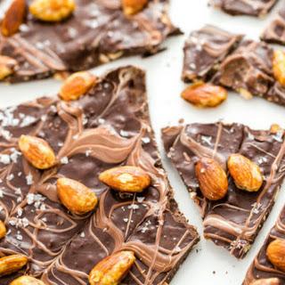 Chocolate Almond Bark.