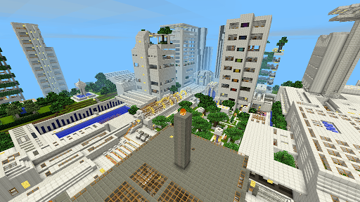 MaxCraft: Big City Building Games 9.2.3 screenshots 1