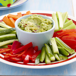 Guacamole with Crudités