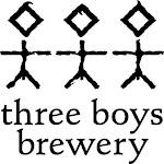 Logo for Three Boys Brewery