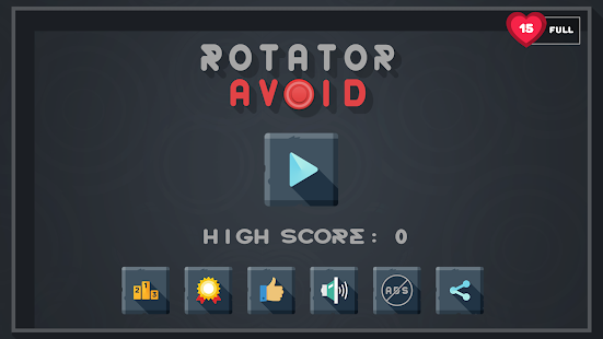 Rotator Avoid- screenshot thumbnail