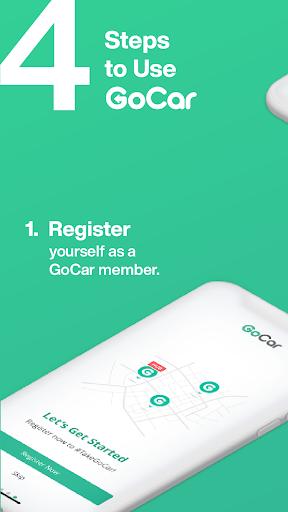 GoCar Malaysia: Experience Car Sharing 1.9.10 Screenshots 4