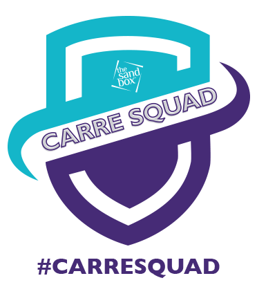 JOIN THE CARRE SQUAD - The Sand Box