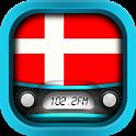 Radio Denmark - Radio FM Denmark: Danish DAB Radio icon