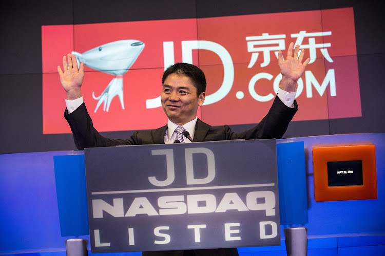 Image result for Liu Qiangdong