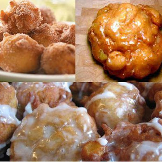 Granny's Apple Fritters
