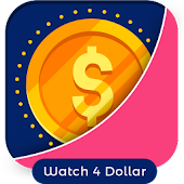 Watch4Dollar - Free Paypal Cash & Gift Cards
