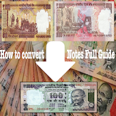 Change 500 & 1000 Notes