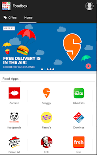 App All in one food ordering app - Order food online APK for Windows Phone
