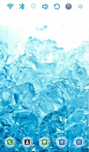 寒冰 桌面主题