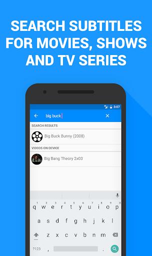 Subtitles for Movies & TV Series 1.2.7 screenshots 2