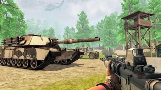 Commando Adventure Assassin: Free Games Offline  screenshots 16