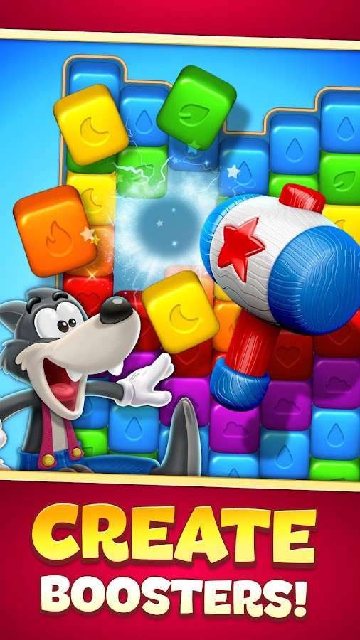 Games Toy Blast Install : Toon blast android apps on google play