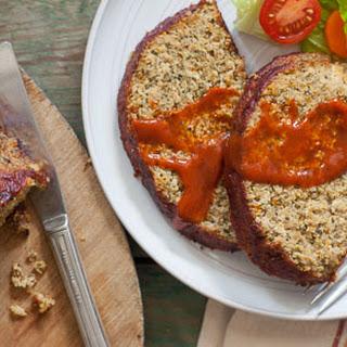Healthy Turkey Meatloaf.