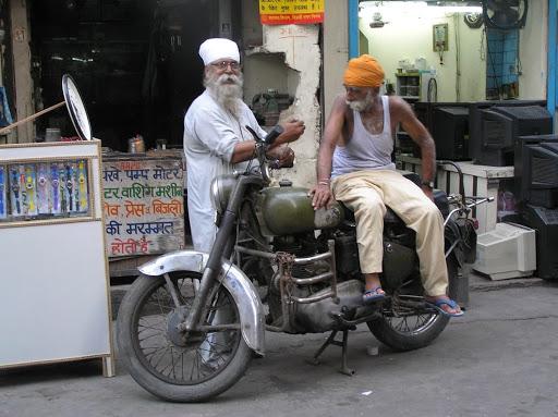 inde moto voyage