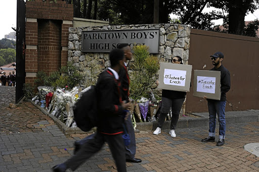 Parktown Boys won't break its code of silence - SowetanLIVE