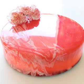 Mirror Cake Glaze