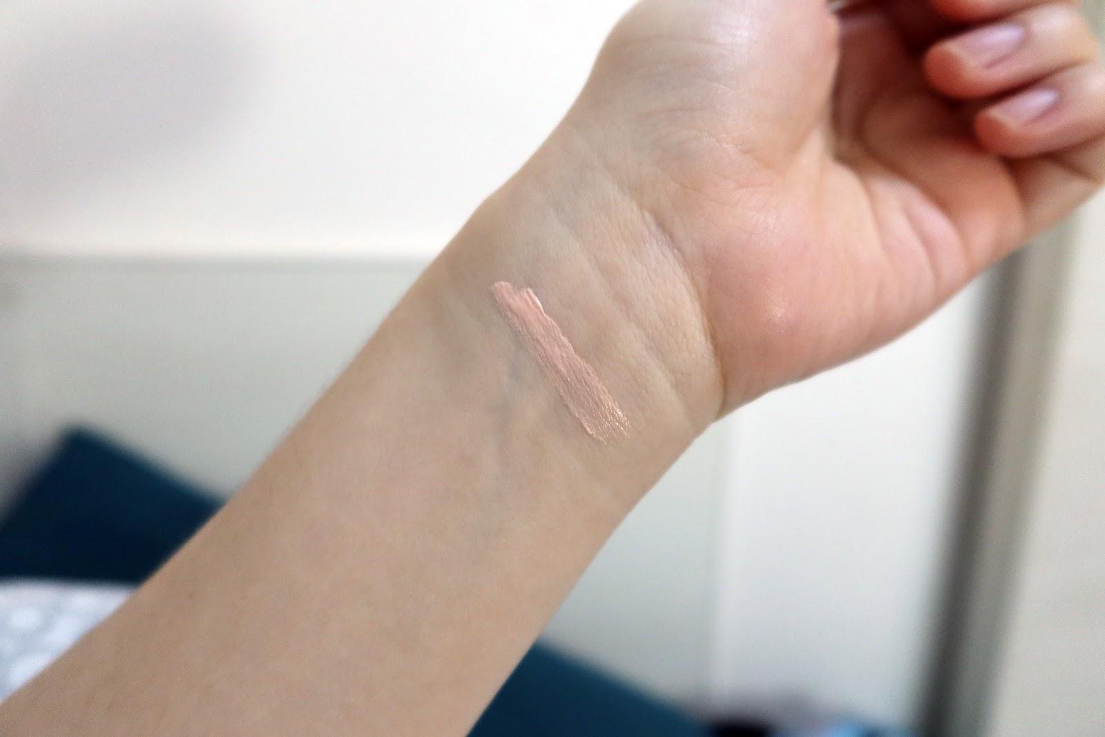 Lunasol 水光修護粉底液 iTRIAL美評 實測 用後感 review