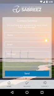 Wind number app by Sabreez- screenshot thumbnail