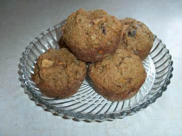 Harvest Muffins - Diabetic friendly