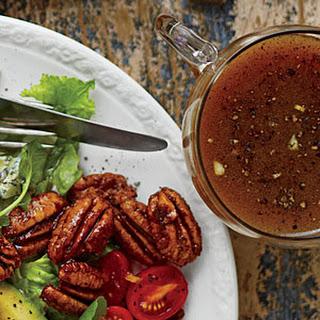Cider-Sorghum Vinaigrette