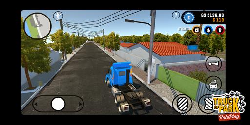 Télécharger Truck Of Park: RolePlay mod apk screenshots 5