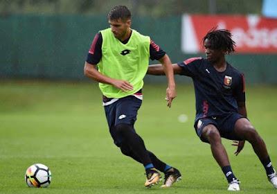 """Stephane Omeonga : """"Bien accueilli par ce groupe de joueurs de qualité"""""""
