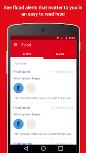 Flood - American Red Cross Screenshot 1