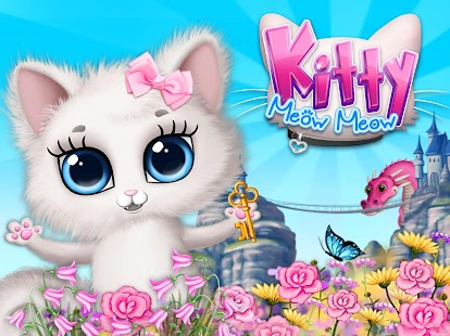 Kitty Meow Meow - My Cute Cat- screenshot thumbnail