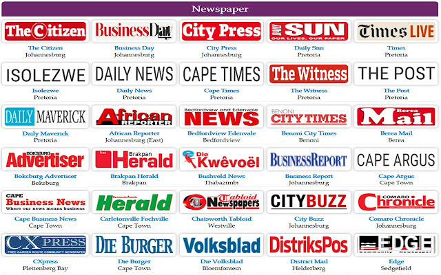 Paper online south africa