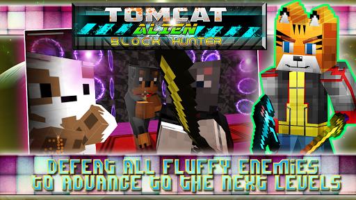 Tomcat Alien Block Hunter FPS