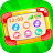 Babyphone & tablet - baby learning games, drawing logo